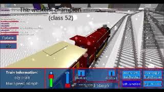 THE TOY TRAIN - Roblox Grand Continental Railways - #3
