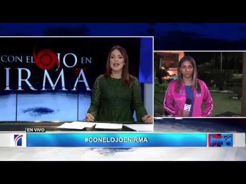 Noticias SIN da cobertura a incidencias del huracán Irma 07/09/2017