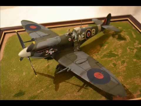 Eduard 1 48 Spitfire Mk Ix Royal Class Youtube
