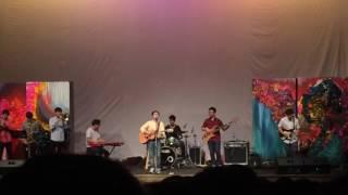 Atom ชนกันต์ - อ้าว | live at หอธรรม โรงเรียนกรุงเทพคริสเตียน