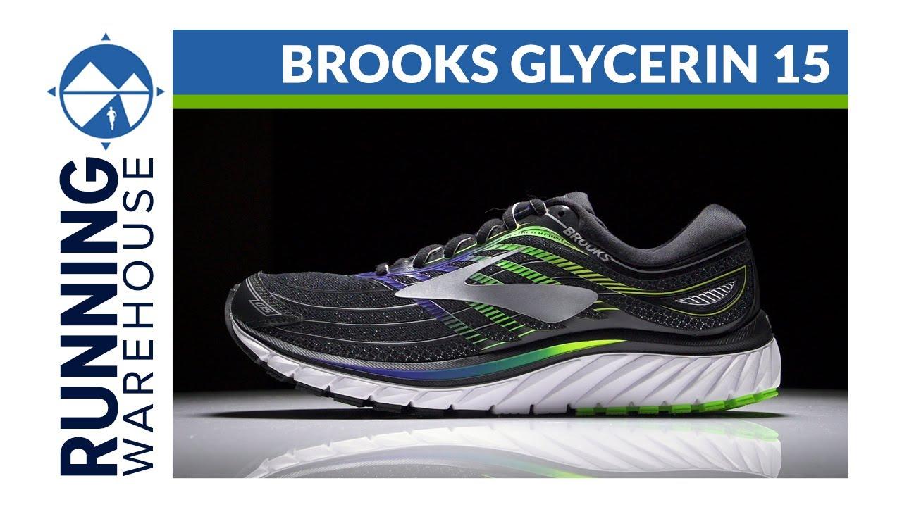 df6abcf7dc1 First Look  Brooks Glycerin 15. Running Warehouse