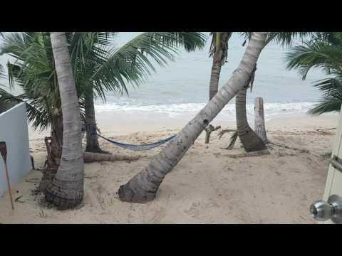 Самуи аренда дома на пляже