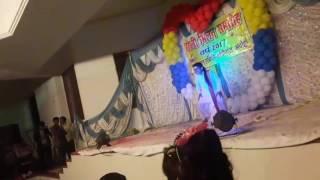 Holi milan samaroh gopiganj 2017 shrijan baranwal