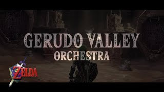 Gerudo Valley - Ocarina of Time | Orchestral Arrangement