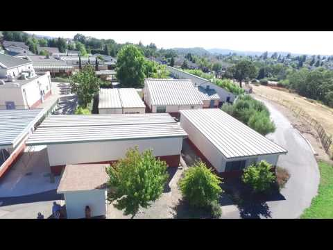 Austin Creek Elementary School Drone Flight 1