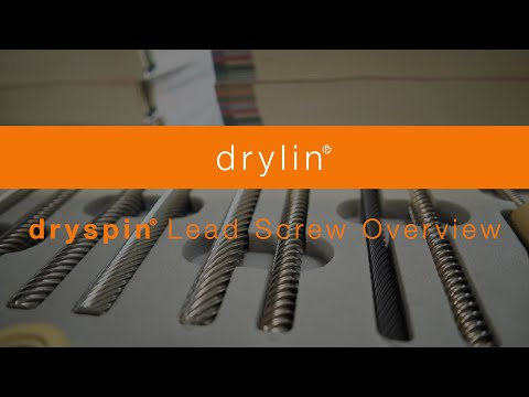 Overview - drylin® Lead Screws