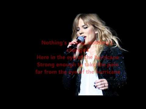 Ilse delange - Eye of the Hurricane (lyrics)