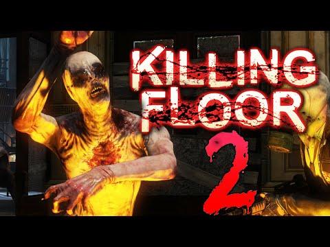 Killing Floor 2 - Первый Взгляд от Брейна