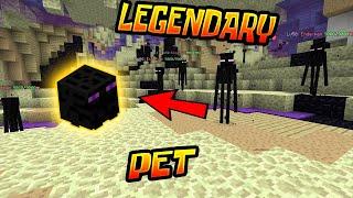 Getting Legendary Enderman pet, Part 1!!! (Hypixel Skyblock)