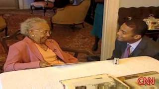 Anne Nixon Cooper 106 years old Atlan interview Barack Obama