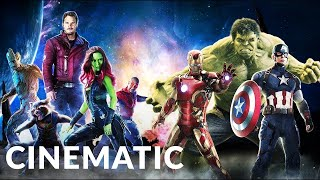 Guardians of The Galaxy Meet Avengers | Infinity War Part1 | Epic Cinematic | Epic Trailer