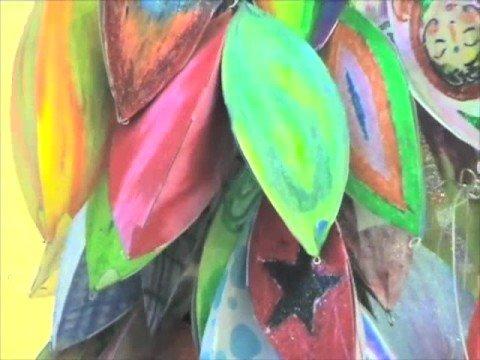 Racimo, Community Art Project - YouTube