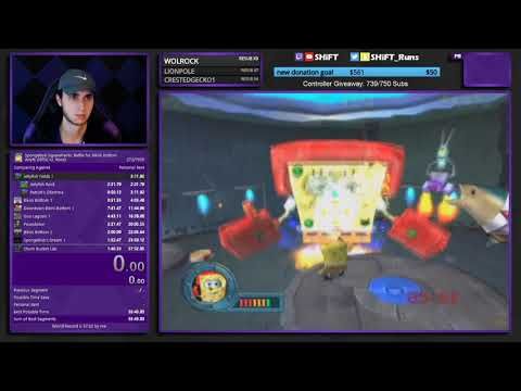 Almost Sub57:20 and MARCH MADNESS