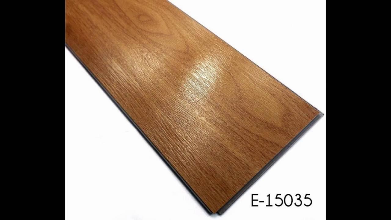 4mm 6mm waterproof wpc click vinyl flooring tile supplier youtube 4mm 6mm waterproof wpc click vinyl flooring tile supplier dailygadgetfo Images