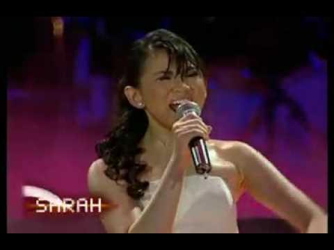 King of Pop Michael Jackson Medley Philippines Queen of Pop Sarah Geronimo