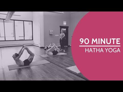 90-Minute Yoga Class - Be Yoga - Original 90-minute Hot Yoga Class