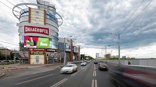 Уличный видеоэкран, г. Самара, Московское шоссе, д. 17, Р10