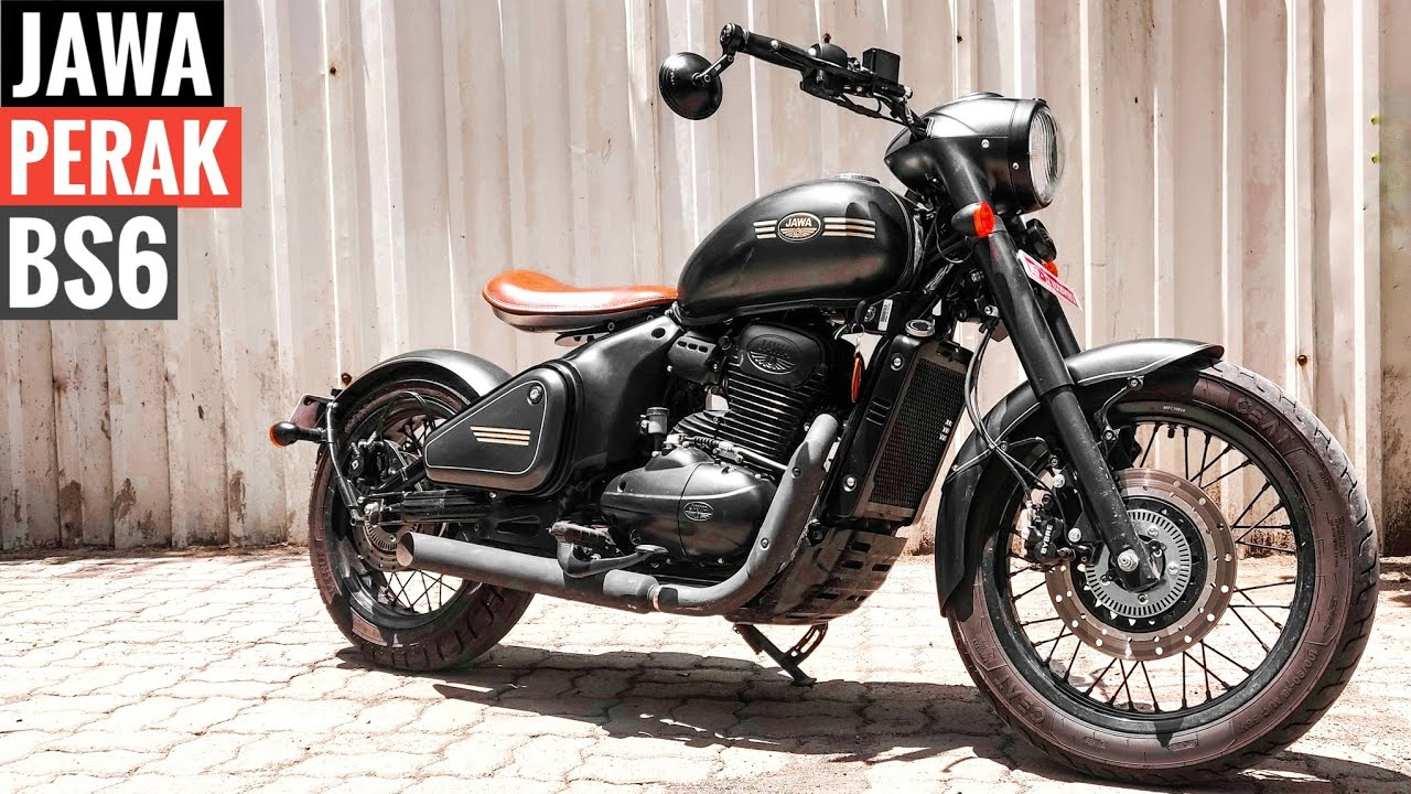 2020 JAWA PERAK BS6 Detailed Ride Review - The Perfect Bobber ?