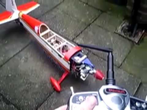 How To Build A Smoke Exhaust System On Your Glow Fuelled RC Air Plane