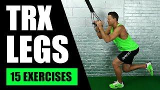 15 best trx exercises for legs   trx suspension training leg exercises for hamstrings butt thighs
