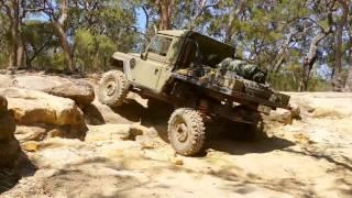 JeepFreakz Oz Wheeny Creek 4x4 Mash-up