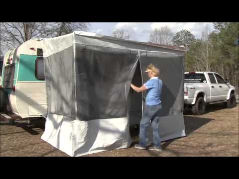 Trim Line Screen Room For Pop Ups, By Dometic