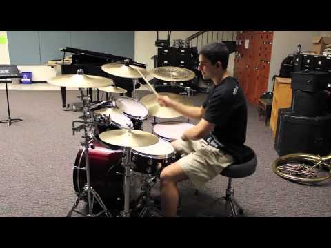 Rick Ross- Box Chevy (Official Drum Cover)