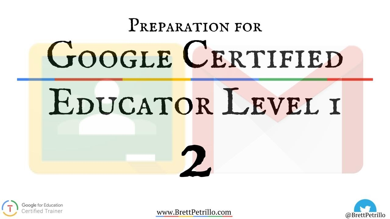 Google Certified Educator Prep Session 2 Classroom Mail Youtube
