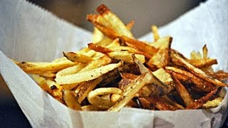 Reel Flavor - Truffle Fries With Chardonnay Dipping Sauce