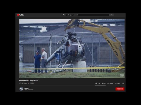 Helicopter Fatal Accident