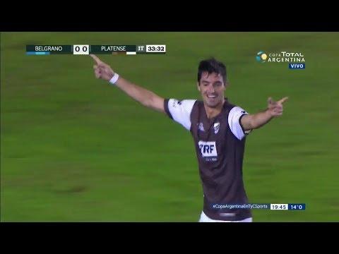 Platense vs Belgrano (1-0) Copa Argentina 2018