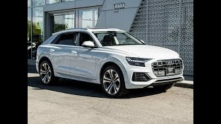 💥2019 AUDI Q8 - A FANTASTIC SUV!!interior and beautiful details