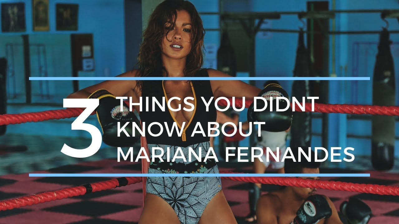 3 Things You Didn't Know About Mariana Fernandes