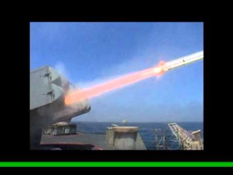 ESSM - Evolved SeaSparrow Missile - Raytheon