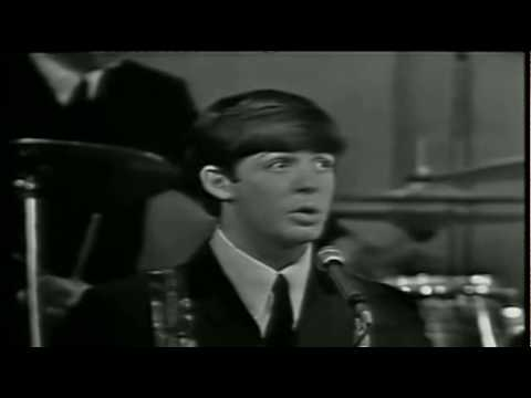 The Beatles - Till There Was You - Royal variety performance (HD) w/ Lyrics