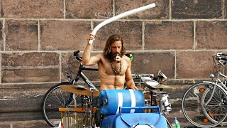 Best Drummer in the World of Street Music