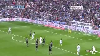 اهداف مباراة ريال مدريد ضد سوسيداد 5_1 كرستيانو يرد على بلاتر فارس عوض