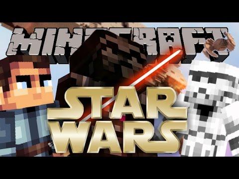 STAR WARS IN MINECRAFT HACK YouTube - Minecraft spielen star wars