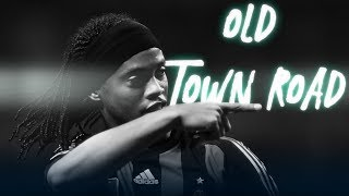 Ronaldinho - Old Town Road | Craziest Skills |