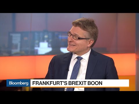 What Frankfurt Can Gain From Brexit