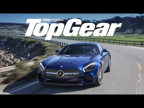 Mercedes Amg Gt S Test Topgear Polska