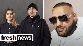 Kontrafakt má kradnutý beat | P.A.T. vydáva protirasistickú hymnu (Freshnews)