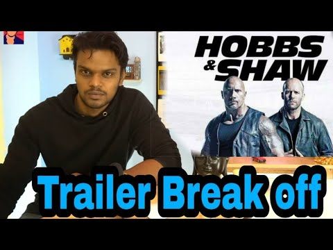 Hobbs & Shaw Trailer Review By ARUNODHAYAN Mp3