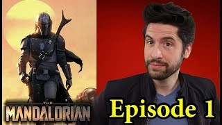 The Mandalorian: Episode 1 - Review