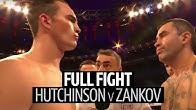 Career best performance? Willy Hutchinson v Borislav Zankov full fight