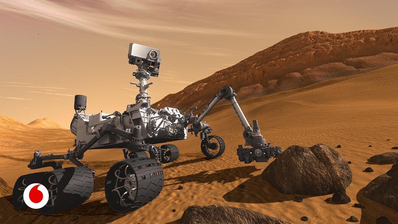 En busca del robot capaz de volver de Marte
