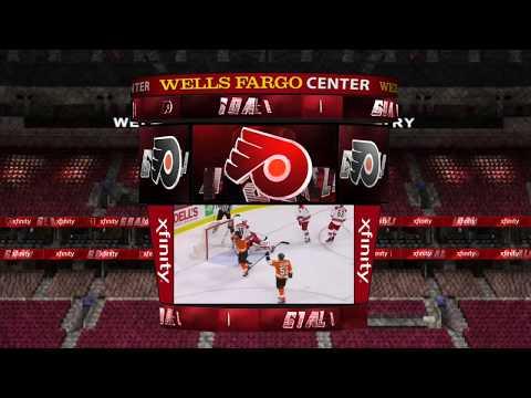Philadelphia Flyers 2017-18 Preseason Goal Horn #1