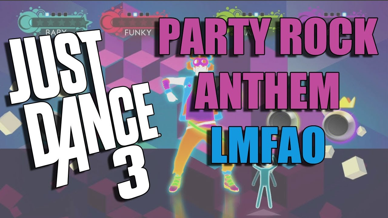 how to dance to party rock anthem
