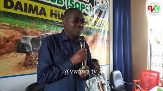 vwawa online tv-Maadhimisho ya Siku ya Uhuru wa vyombo vya habari mkoani Songwe.