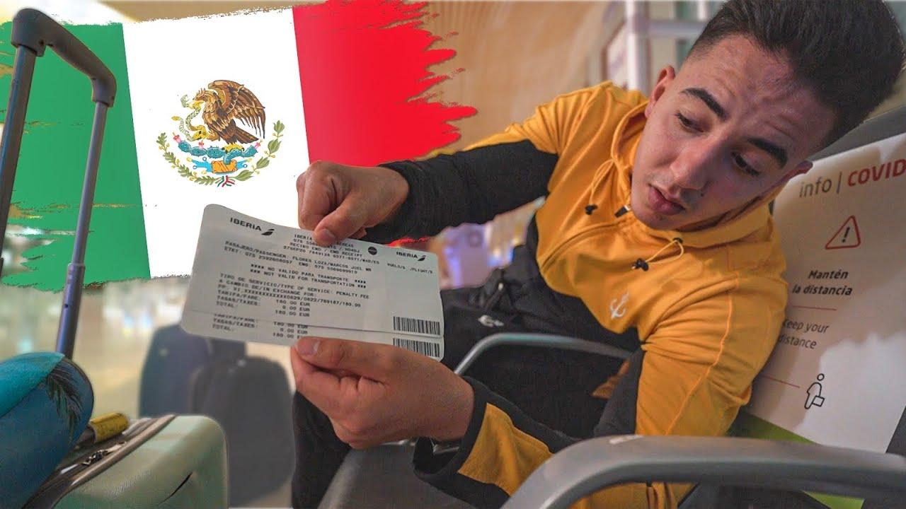 ME PROHIBIERON ENTRAR A MÉXICO